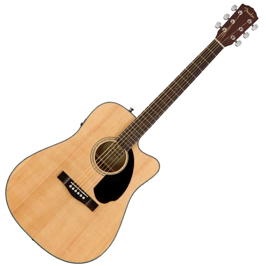 Fender CD-60SCE Natural